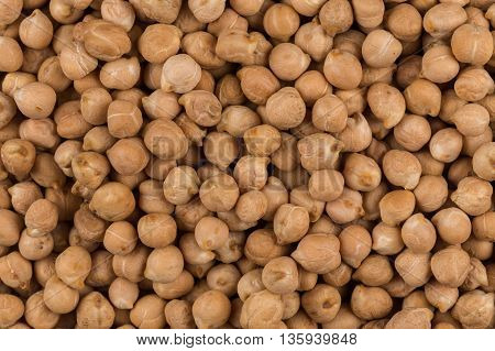 Chick Pea As Background