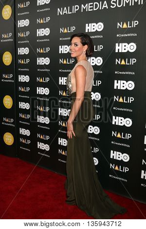 LOS ANGELES - JUN 25:  Aubrey Plaza at the NALIP 2016 Latino Media Awards at the The Dolby on June 25, 2016 in Los Angeles, CA