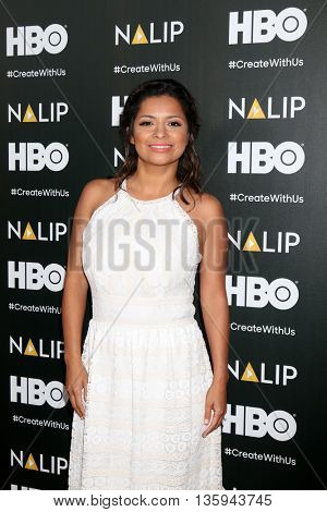 LOS ANGELES - JUN 25:  Kristina Guerrero at the NALIP 2016 Latino Media Awards at the The Dolby on June 25, 2016 in Los Angeles, CA
