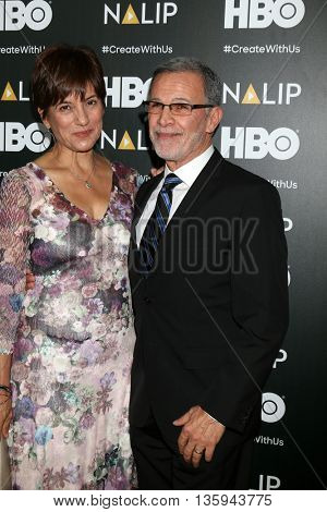 LOS ANGELES - JUN 25:  Ada Maris, Tony Plana at the NALIP 2016 Latino Media Awards at the The Dolby on June 25, 2016 in Los Angeles, CA