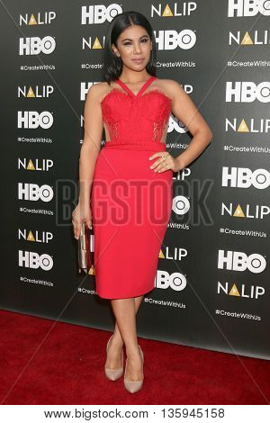 LOS ANGELES - JUN 25:  Chrissie Fit at the NALIP 2016 Latino Media Awards at the The Dolby on June 25, 2016 in Los Angeles, CA
