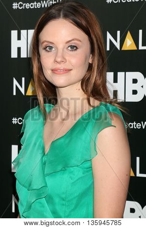 LOS ANGELES - JUN 25:  Sarah Ramos at the NALIP 2016 Latino Media Awards at the The Dolby on June 25, 2016 in Los Angeles, CA