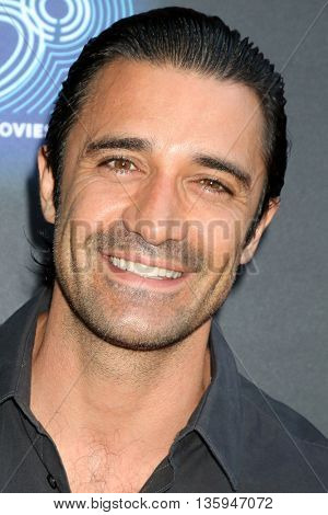 LOS ANGELES - JUN 23:  Gilles Marini at the 100th DCOM Adventures In Babysitting LA Premiere Screening at the Directors Guild of America on June 23, 2016 in Los Angeles, CA