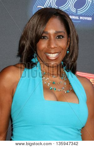 LOS ANGELES - JUN 23:  Dawnn Lewis at the 100th DCOM Adventures In Babysitting LA Premiere Screening at the Directors Guild of America on June 23, 2016 in Los Angeles, CA