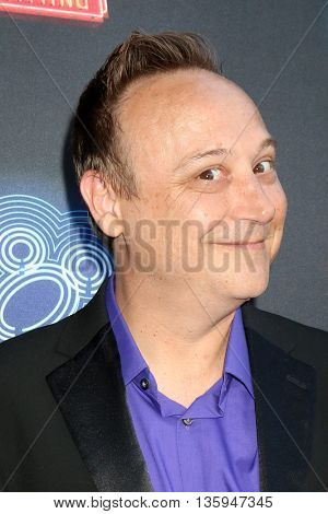 LOS ANGELES - JUN 23:  Keith Coogan at the 100th DCOM Adventures In Babysitting LA Premiere Screening at the Directors Guild of America on June 23, 2016 in Los Angeles, CA