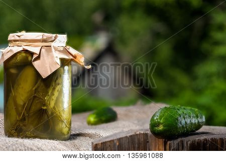 Cucumbers And Pickles