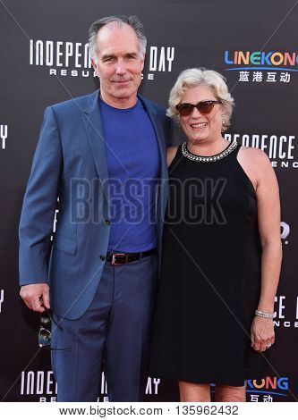 LOS ANGELES - JUN 20:  Patrick St. Esprit arrives to the