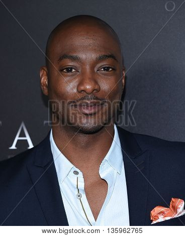 LOS ANGELES - JUN 21:  B.J. Britt arrives to the