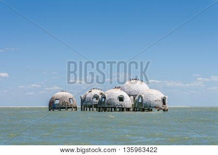 The Abandoned Dome Home of Cape Romano