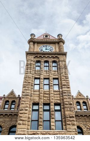 Calgary City Hall Clock Tower