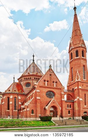 Reformed Church (calvinist Church) In Hungary - Is The Largest Protestant Church In Hungary