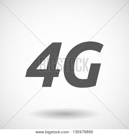 Illustration Of   The Text 4G