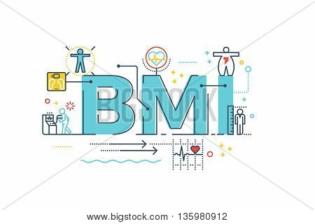 Bmi : Body Mass Index Word