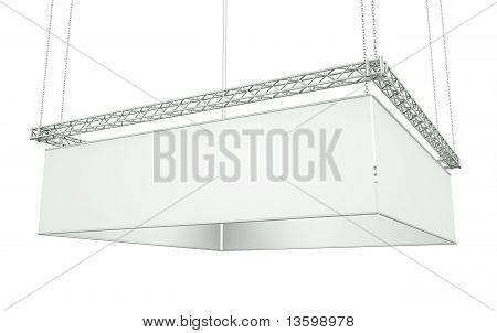 Bandera colgante