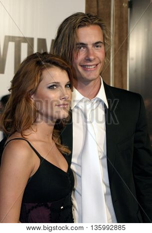 Erik Von Detten at the 56th Annual Primetime Emmy Awards - Showtime After Party held at the Morton's in Beverly Hills, USA on September 19, 2004.