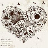 Постер, плакат: любовь