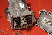 pic of carburetor  - Four - JPG