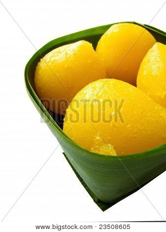 Gold Egg Yolks Drops