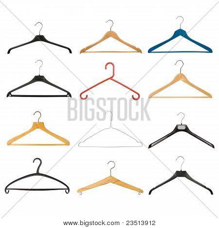 Coat Hanger Set