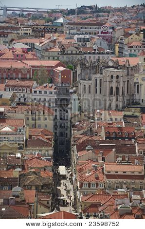 View Of The Lisboa