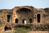 Old Fort Ruins, New Delhi