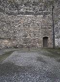 Cross On Execution Spot At Old Prison