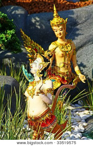 Thai sculpture