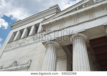 Low Angle View Classical Architecture