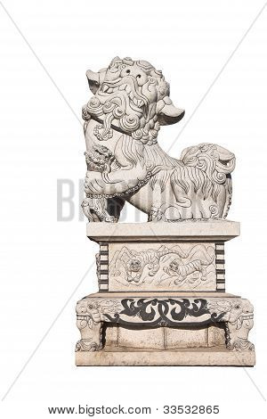 Chinese Stonestatue