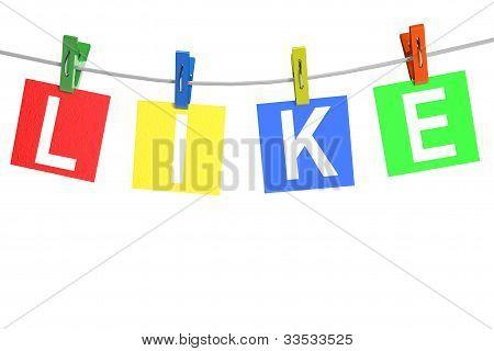 Like Tags