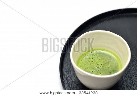 Japanese Tea Matcha.