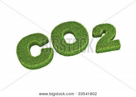Co2 Concept Illustration