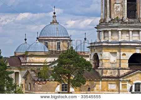 Churches of Staritsa