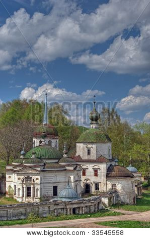 Nativity of Virgin Orthodox church