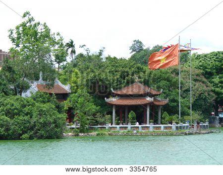 Den Ngoc Son In Hanoi