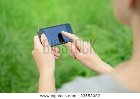 Using Mobile Phone
