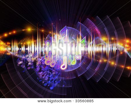 Lights Of Music