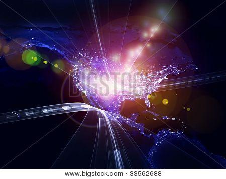 Modern Information Highway