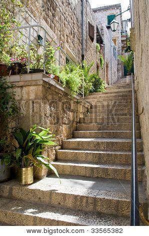 Typical mediterranean street_II