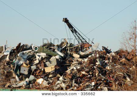 Junkyard Pile