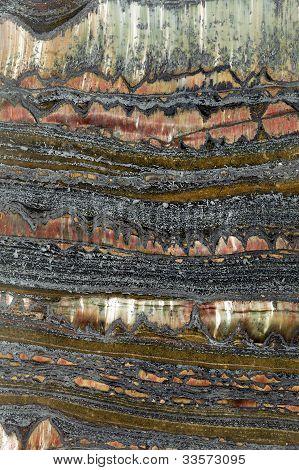 Tiger Iron Stone