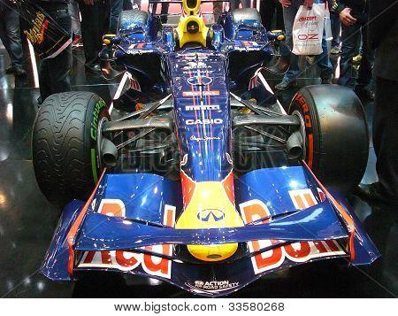 Redbull F1 Car