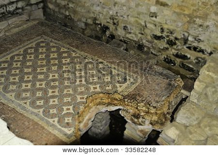Ancient Tile Floor