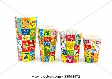 Refreshment Paper Cups