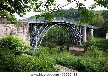 Ironbridge, Shropshire.