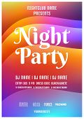 Party Poster.abstract Background.party Flyer.poster Template.backdrop Design.party Invitation.poster poster