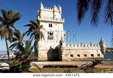 Portugal, Lisbon: Tower Of Belem