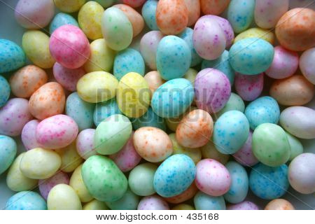 Jelly Bean Eggs