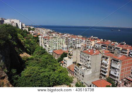 General View On Izmir, Turkey