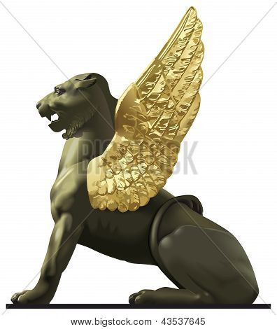 Griffin - mythical animal